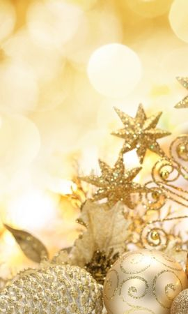 41823 descargar fondo de pantalla Vacaciones, Año Nuevo, Objetos: protectores de pantalla e imágenes gratis