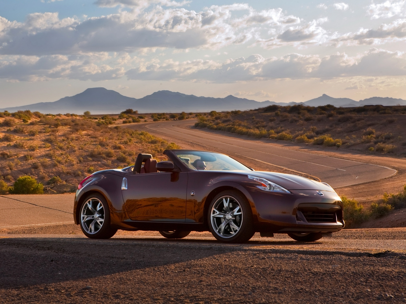 1715 download wallpaper Transport, Auto, Roads, Nissan screensavers and pictures for free