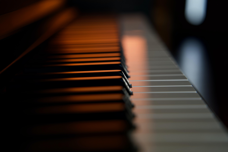 151149 Salvapantallas y fondos de pantalla Música en tu teléfono. Descarga imágenes de Música, Llaves, Macro, Instrumento Musical, Piano gratis