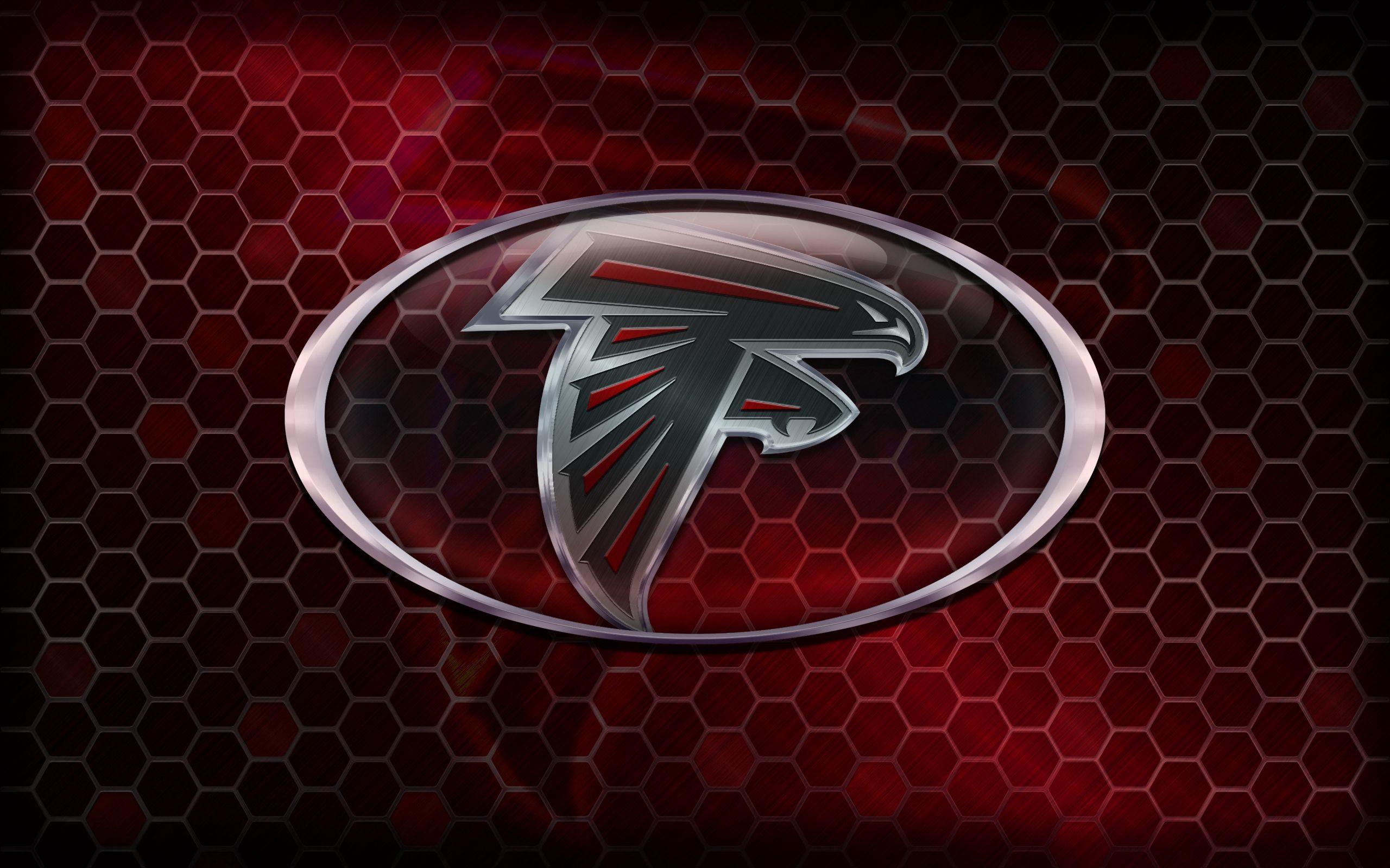 103204 télécharger le fond d'écran Sport, Faucons D'atlanta, Falcons D'Atlanta, Football Américain, Logo, Logotype - économiseurs d'écran et images gratuitement