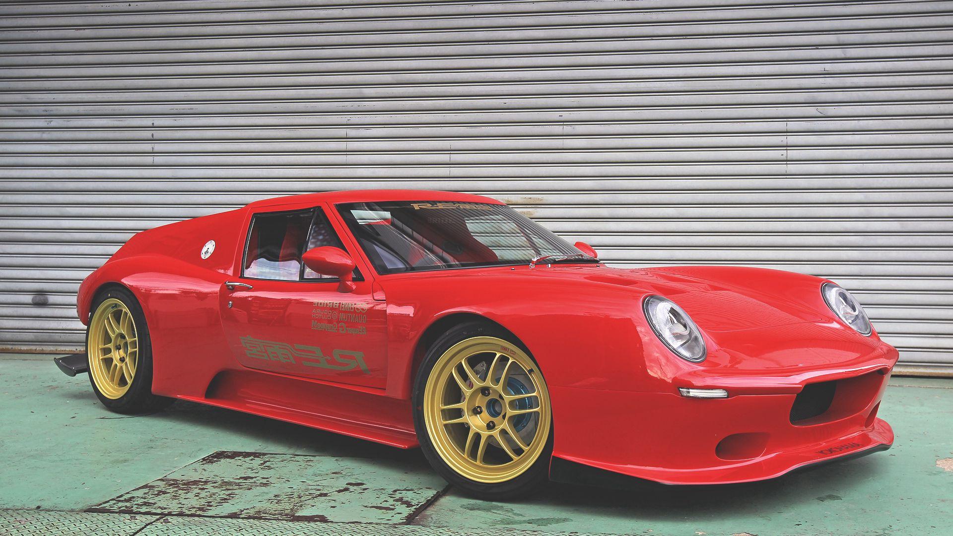 76363 скачать обои Тачки (Cars), Lotus Europa, Машины, Красный, Вид Сбоку, Тюнинг - заставки и картинки бесплатно