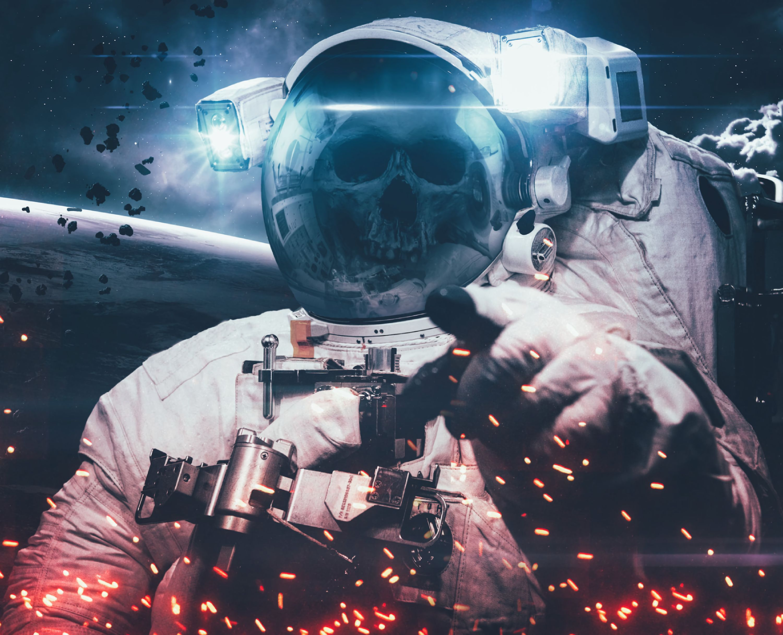 90440 Заставки и Обои Космос на телефон. Скачать Космос, Космонавт, Череп, Скафандр, Скелет картинки бесплатно