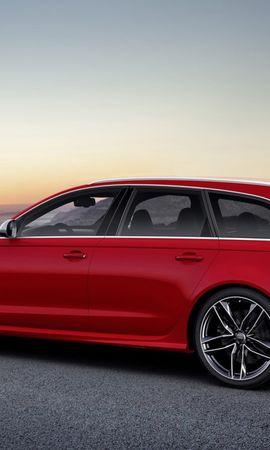 100774 télécharger le fond d'écran Voitures, Audi, V-8, Rs6 Avant, Vue De Côté - économiseurs d'écran et images gratuitement