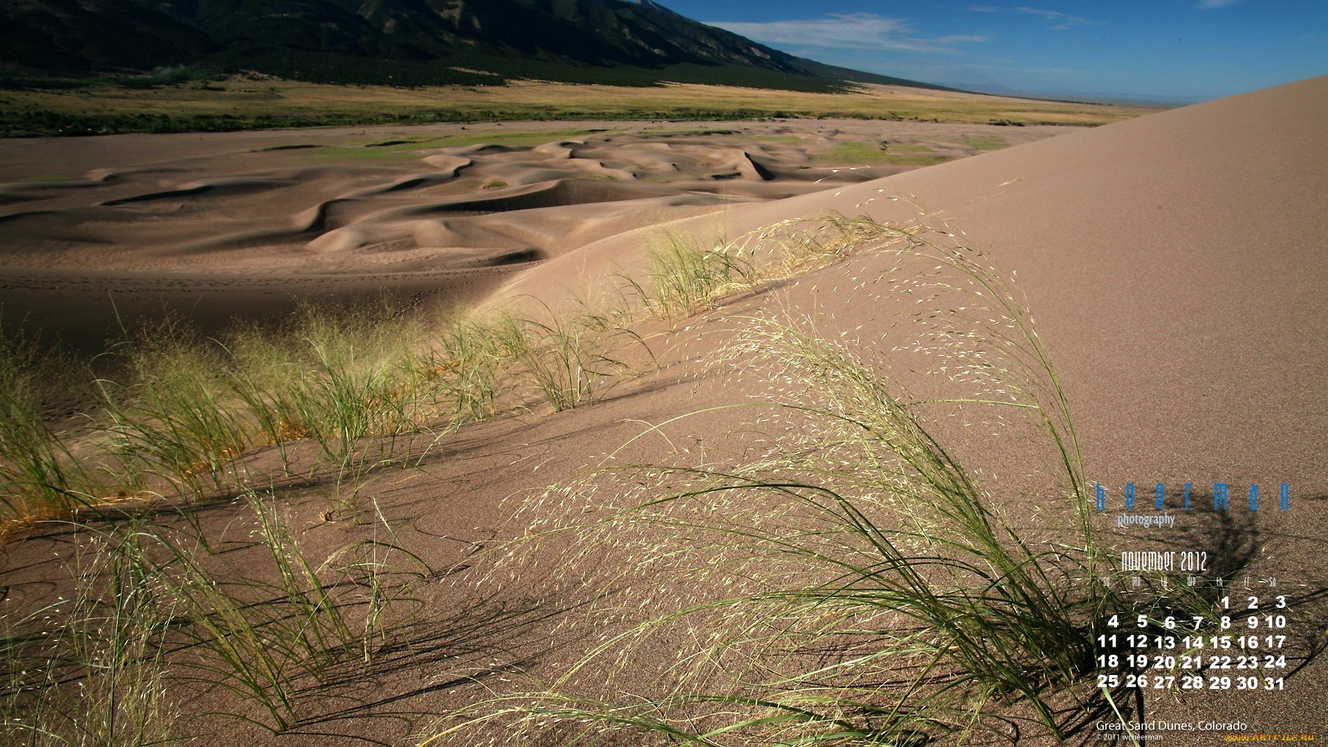 23678 download wallpaper Landscape, Grass, Sand, Desert screensavers and pictures for free