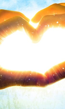 7940 скачать обои Праздники, Сердца, Любовь, День Святого Валентина (Valentine's Day), Открытки - заставки и картинки бесплатно