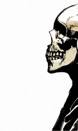 21014 скачать обои Музыка, Смерть, Наушники - заставки и картинки бесплатно