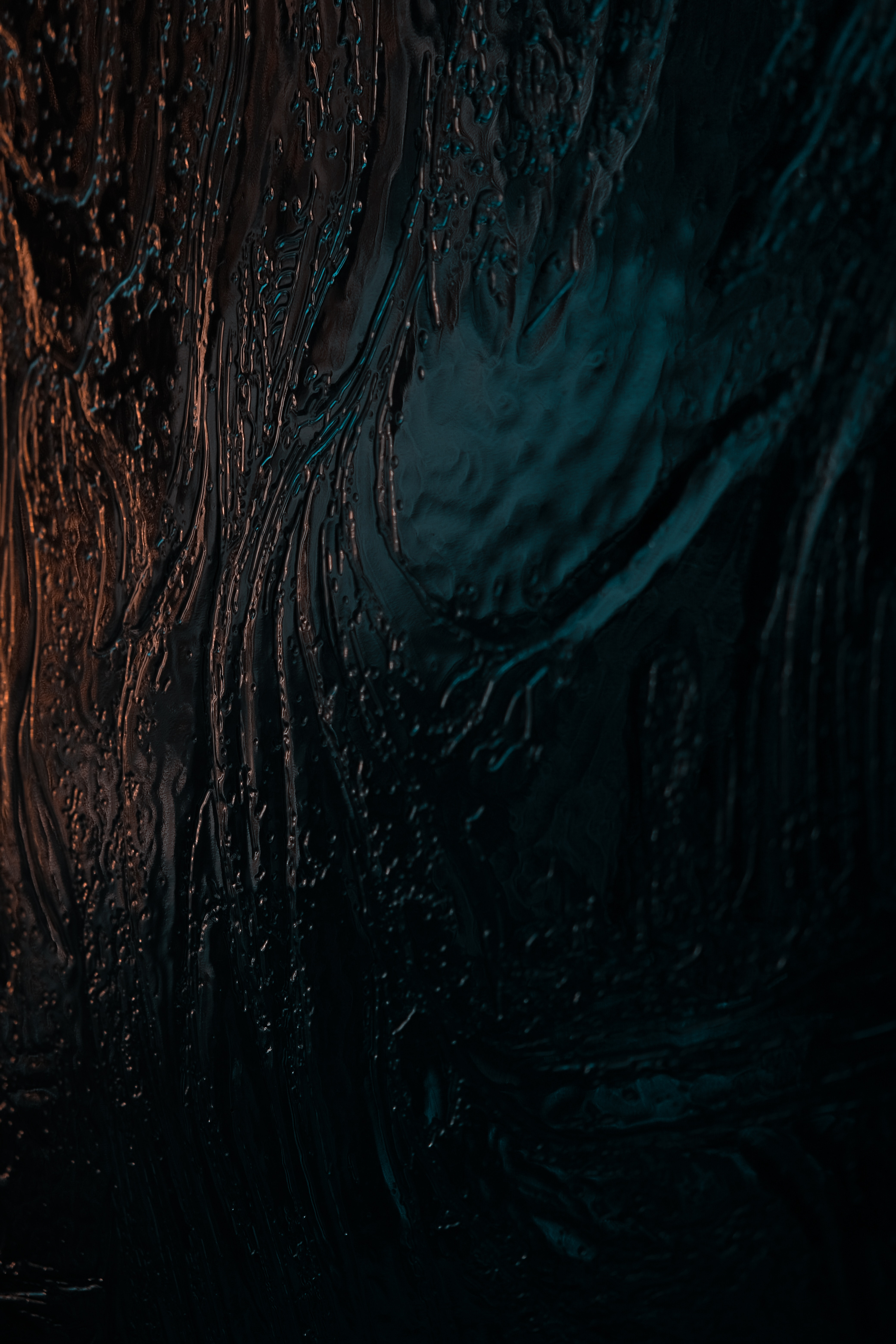 73688 download wallpaper Textures, Texture, Liquid, Surface, Dark, Wavy, Ripples, Ripple screensavers and pictures for free