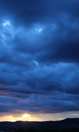 54299 Заставки и Обои Солнце на телефон. Скачать Природа, Небо, Даль, Свет, Солнце картинки бесплатно