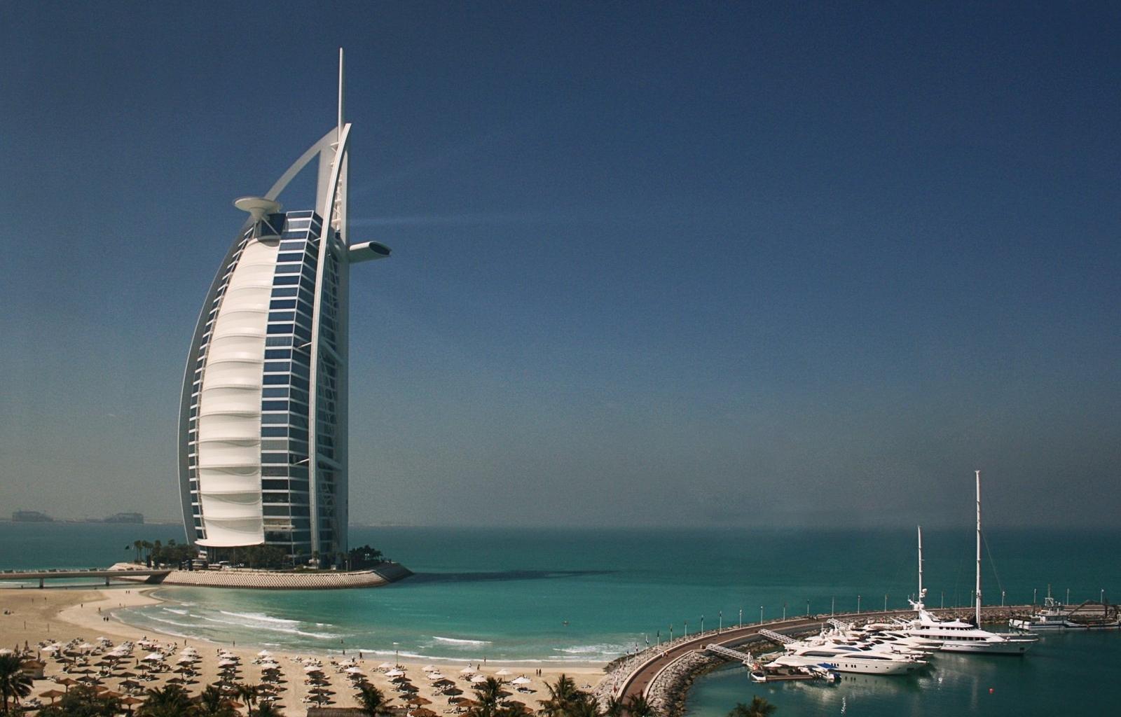 2720 скачать обои Пейзаж, Города, Вода, Море, Архитектура - заставки и картинки бесплатно