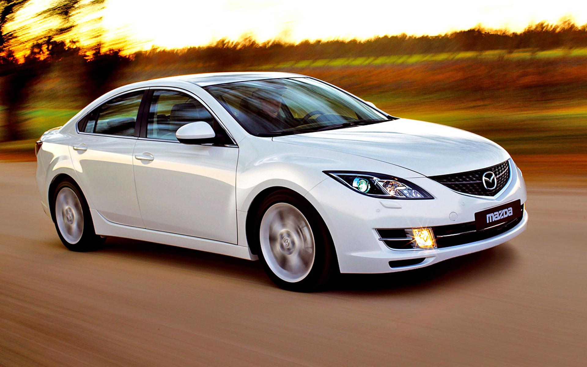 25596 скачать обои Транспорт, Машины, Мазда (Mazda) - заставки и картинки бесплатно