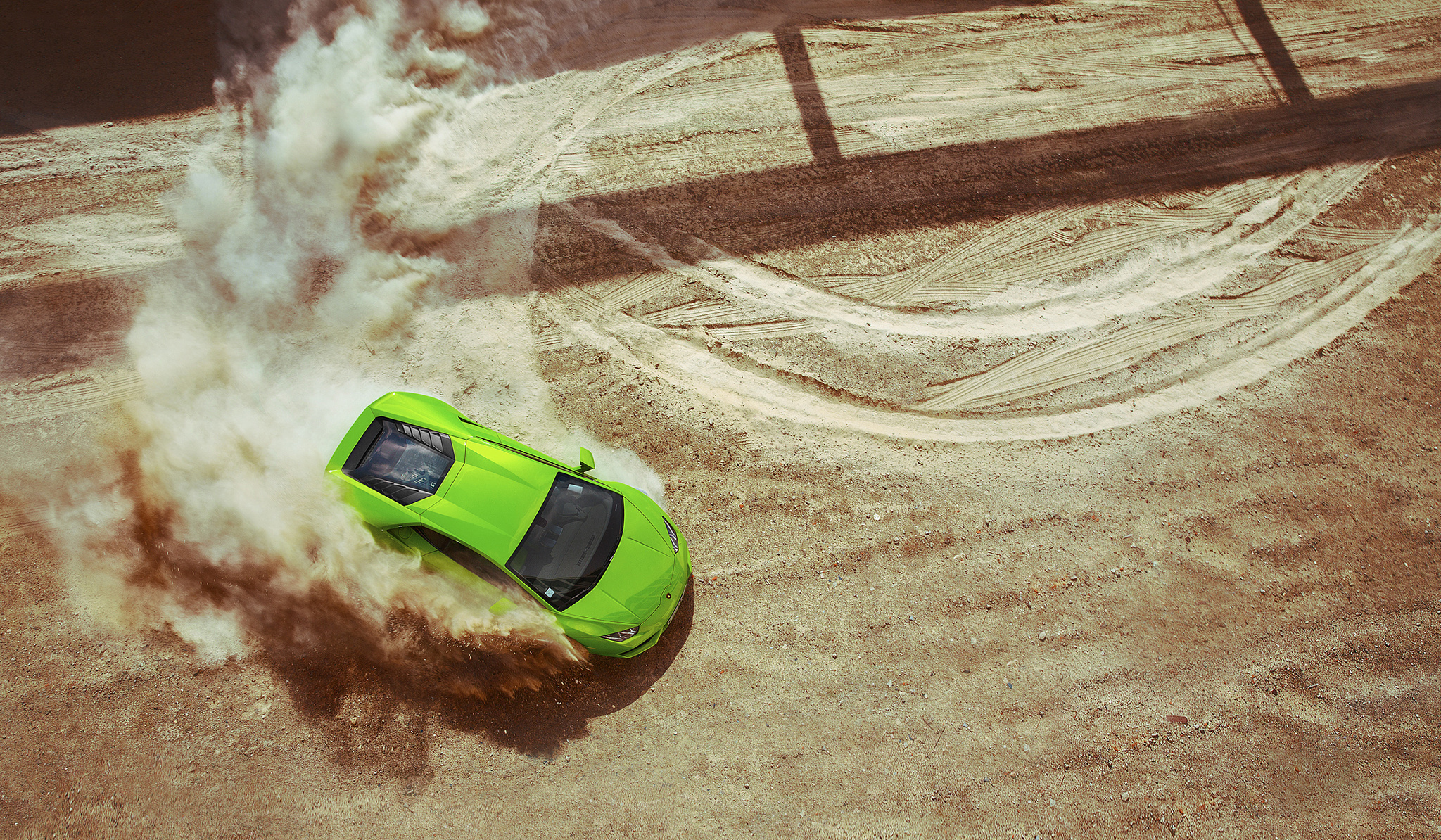 63865 Заставки и Обои Ламборджини (Lamborghini) на телефон. Скачать Ламборджини (Lamborghini), Дрифт, Тачки (Cars), Зеленый, Lp640-4, Huracan картинки бесплатно