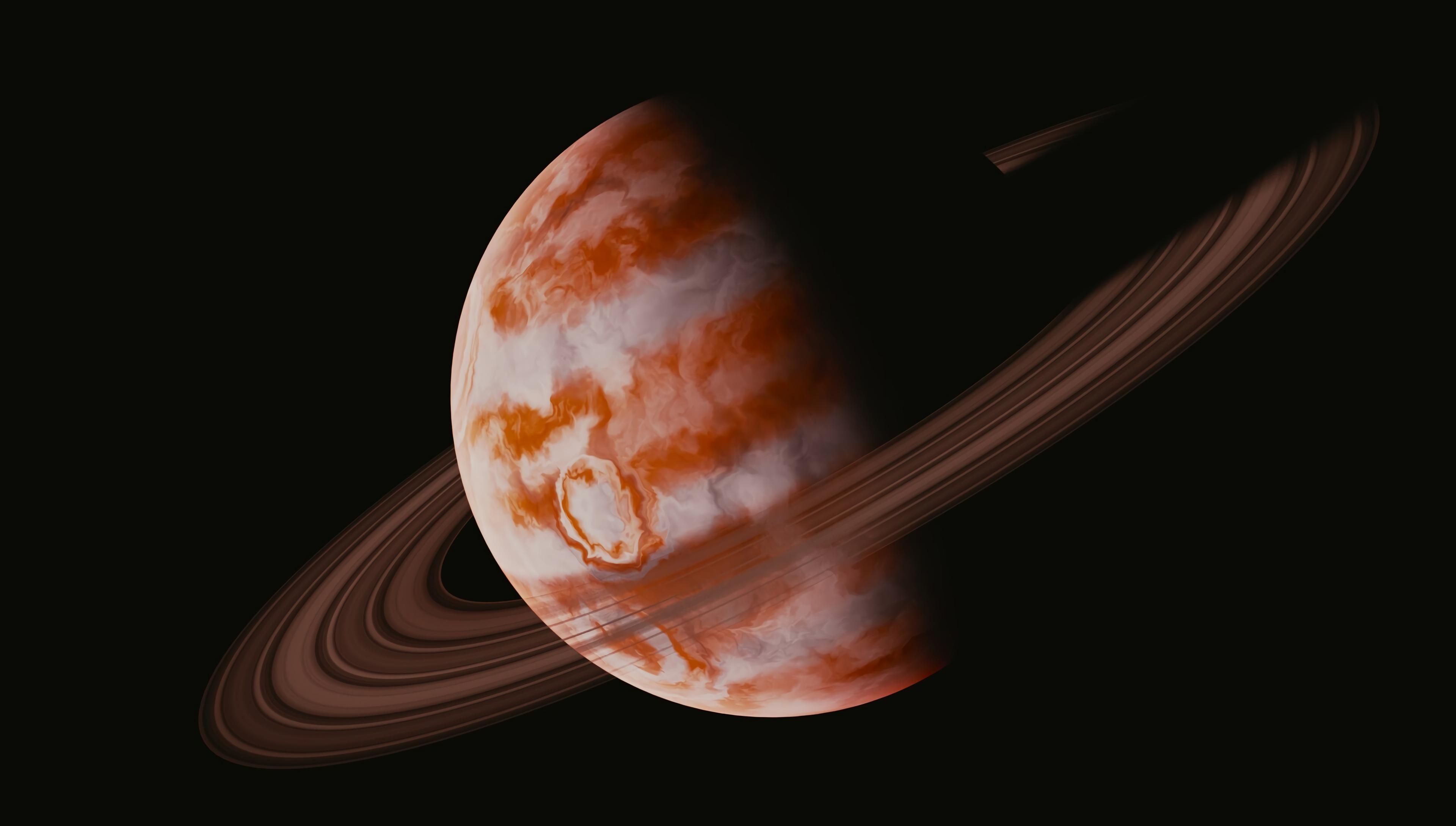 103153 télécharger le fond d'écran Planète, Orbite, Univers, Le Noir - économiseurs d'écran et images gratuitement