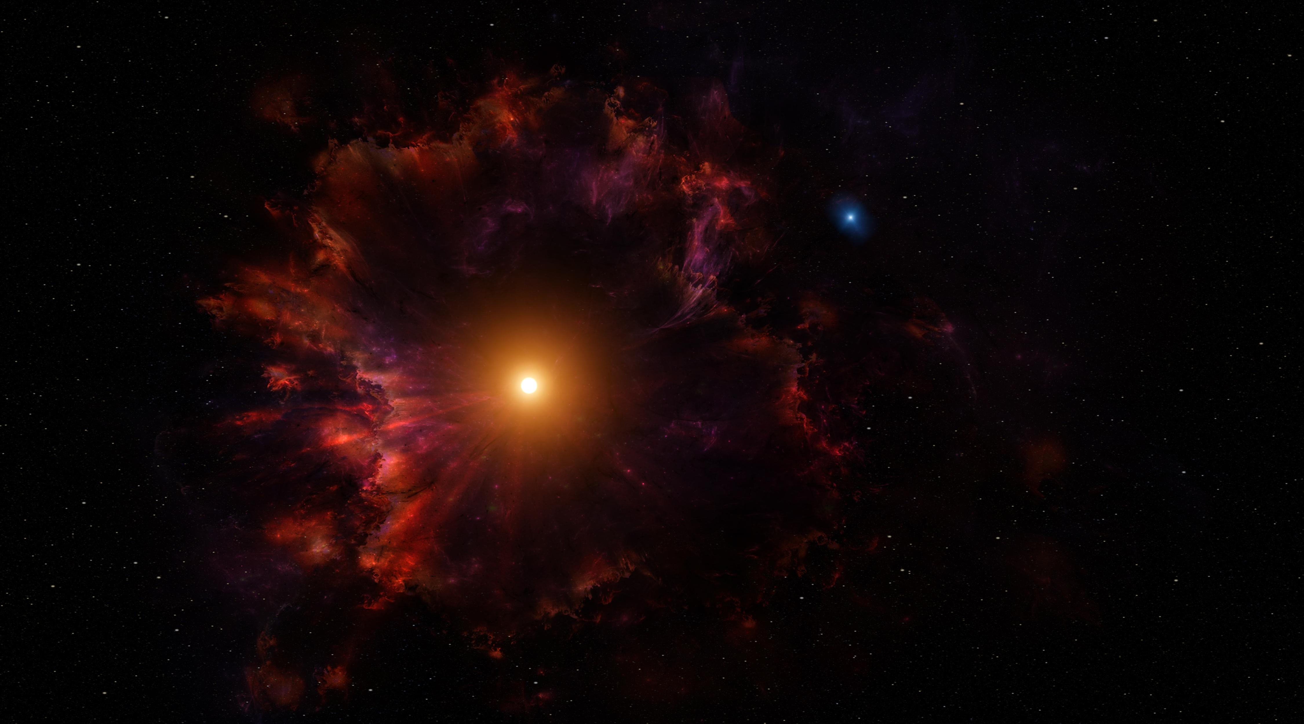 78657 免費下載壁紙 星星, 星形, 明亮的, 明亮, 闪灵, 星云, 宇宙 屏保和圖片