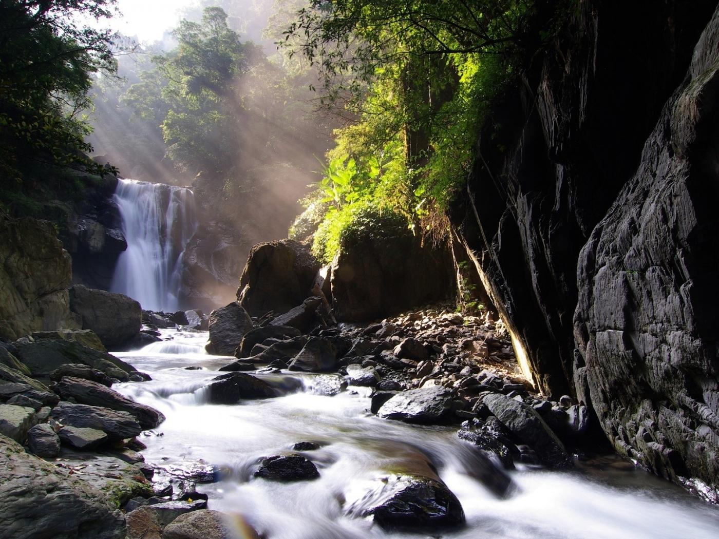 49192 скачать обои Пейзаж, Природа, Водопады - заставки и картинки бесплатно