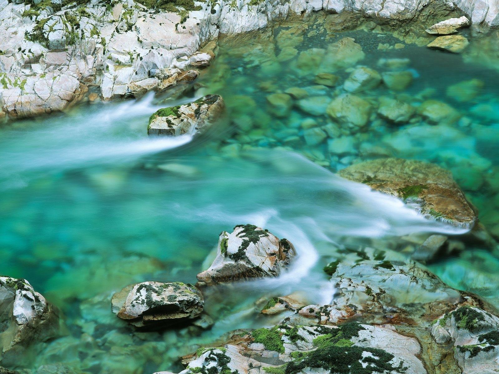 3623 скачать обои Пейзаж, Вода, Камни - заставки и картинки бесплатно