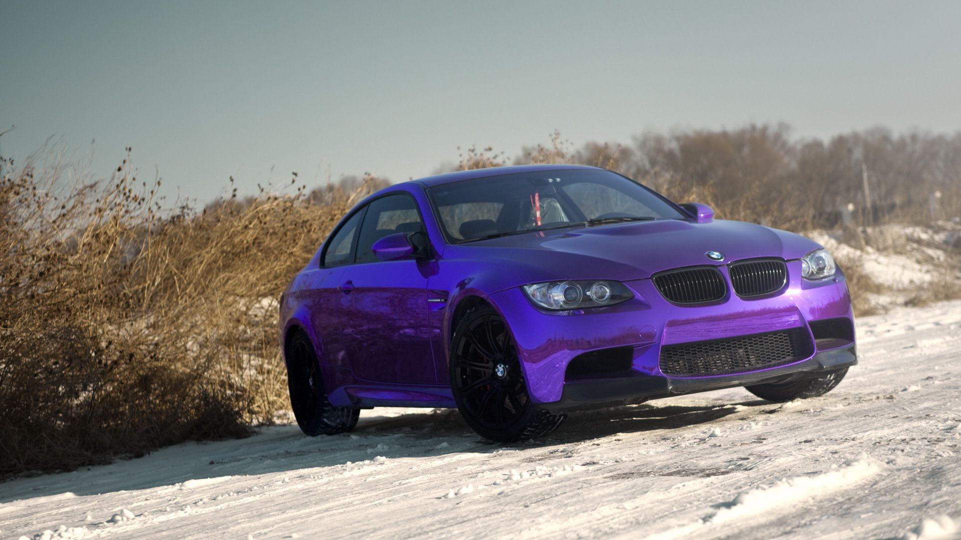 100571 Screensavers and Wallpapers M3 for phone. Download Bmw, Tuning, Violet, Cars, Purple, M3, Chrome pictures for free