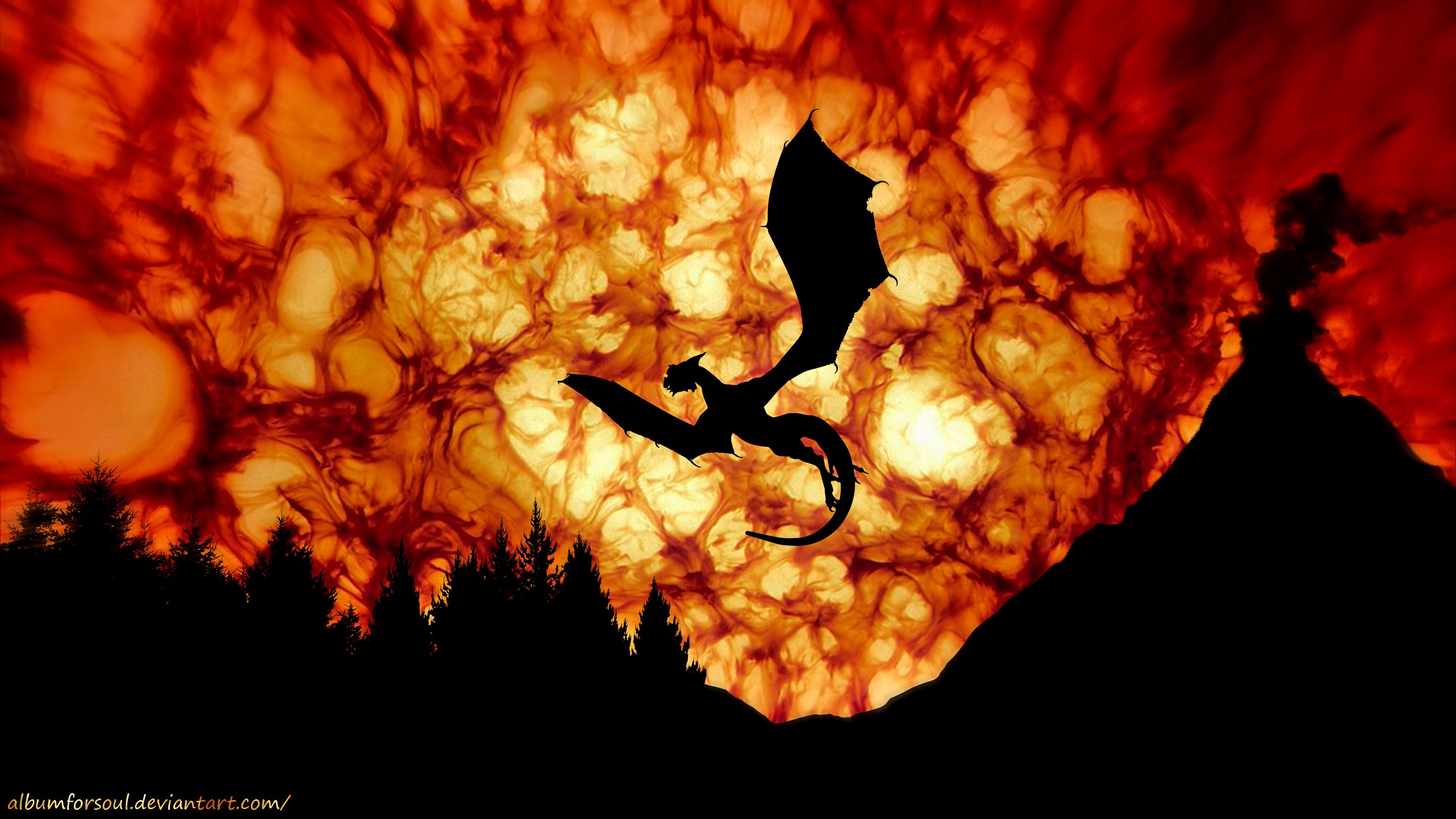 111822 Screensavers and Wallpapers Fiction for phone. Download Sky, Art, Fire, Dragon, Fiction, That's Incredible pictures for free