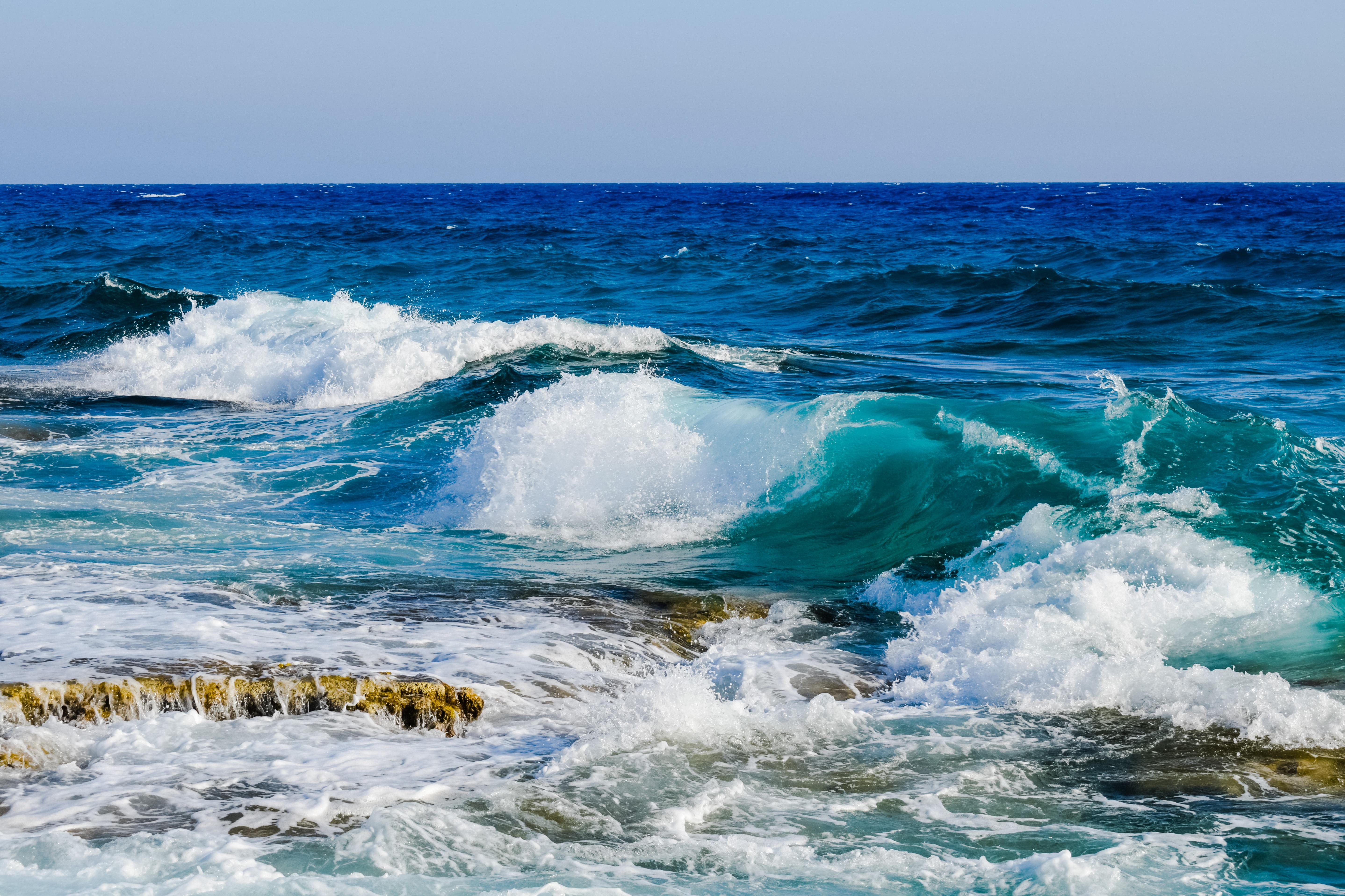 57104 télécharger le fond d'écran Nature, Mer, Océan, Le Surf, Surfer, Noyaux, Mousse, Écume - économiseurs d'écran et images gratuitement