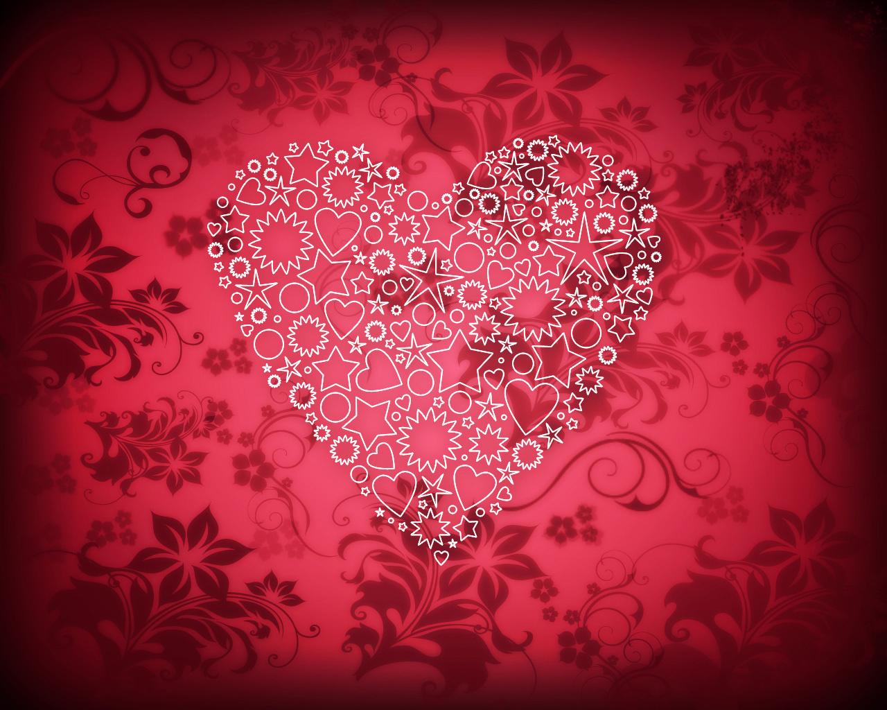 Скачать картинку Любовь, День Святого Валентина (Valentine's Day), Сердца, Праздники, Фон в телефон бесплатно.