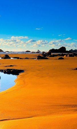 29087 скачать обои Пейзаж, Море, Пляж - заставки и картинки бесплатно