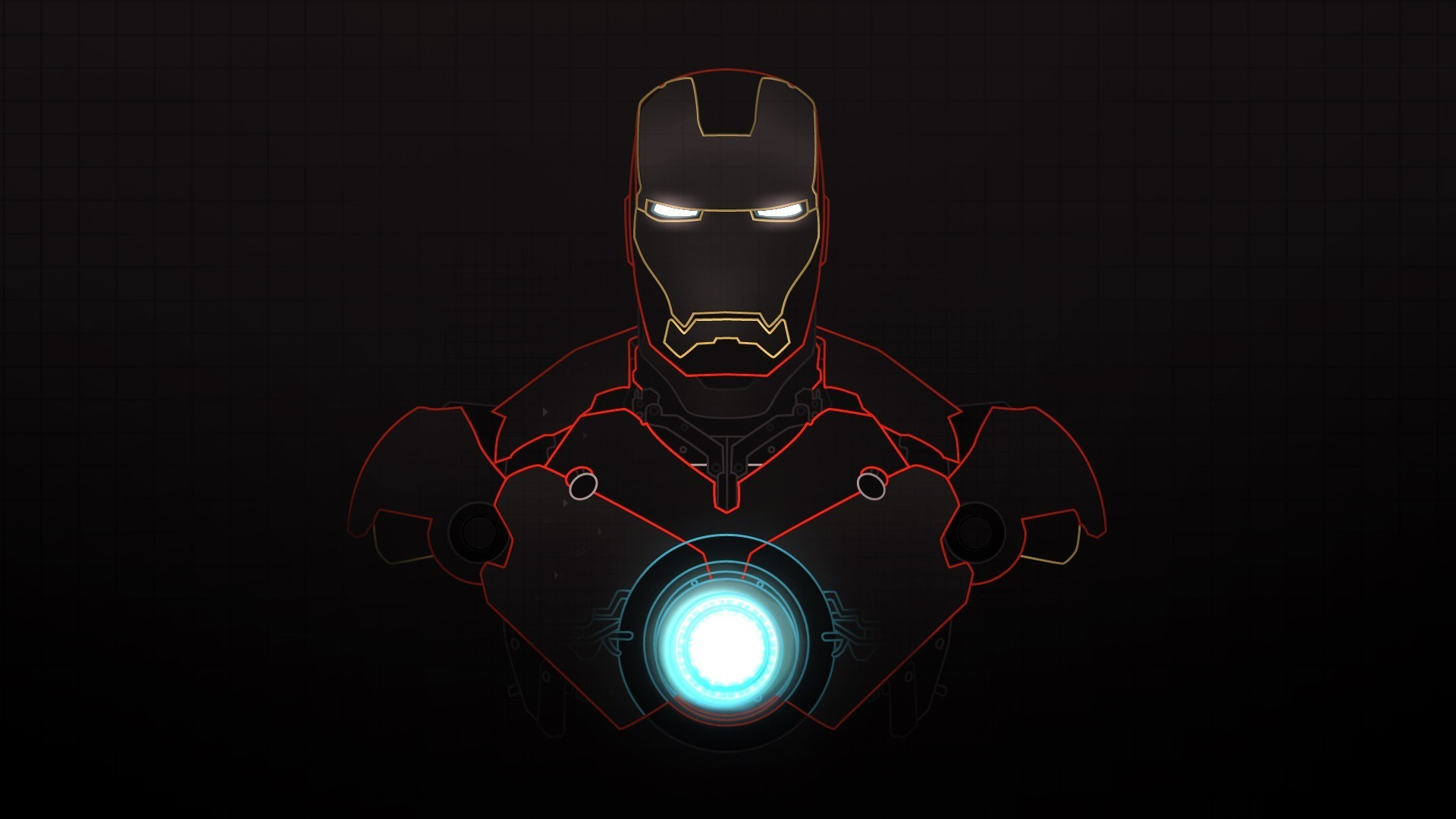 17464 download wallpaper Cinema, Pictures, Iron Man screensavers and pictures for free