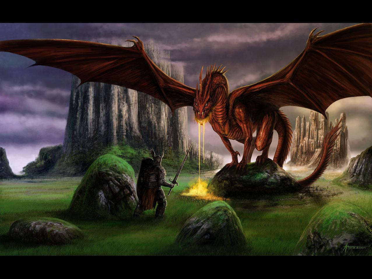 21549 download wallpaper Fantasy, Dragons screensavers and pictures for free