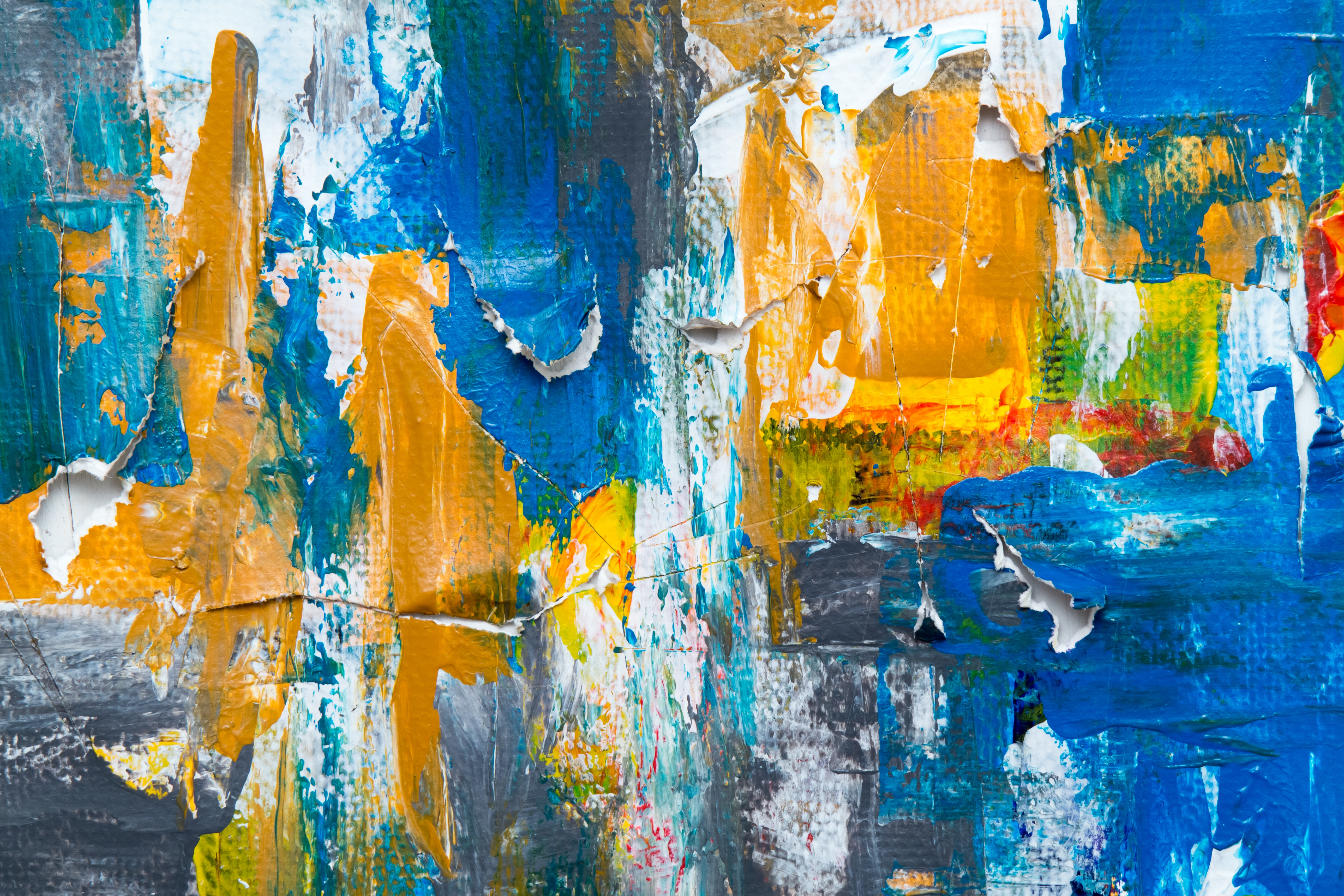 153990 download wallpaper Textures, Texture, Canvas, Paint, Smears, Strokes, Multicolored, Motley, Modern Art, Contemporary Art, Abstract screensavers and pictures for free