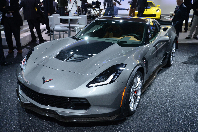 118278 скачать обои Тачки (Cars), Шевроле (Chevrolet), Corvette, Stingray, Supercar, Шевроле, Стингрей, Z06, Detroit - заставки и картинки бесплатно