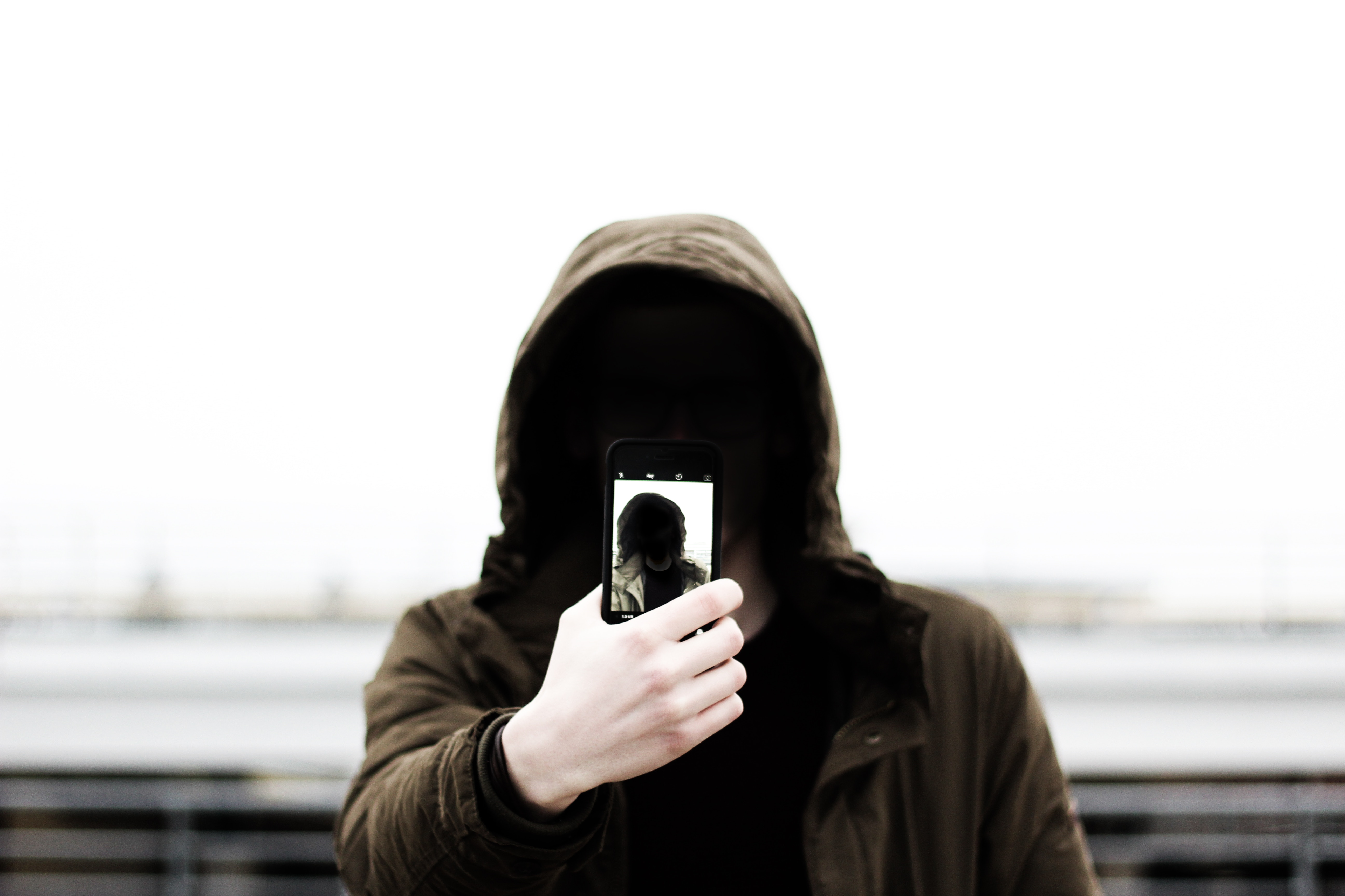 73151 Screensavers and Wallpapers Photo for phone. Download Miscellanea, Miscellaneous, Hood, Anonymous, Hand, Photo, Photography, Selfie, Selfies pictures for free