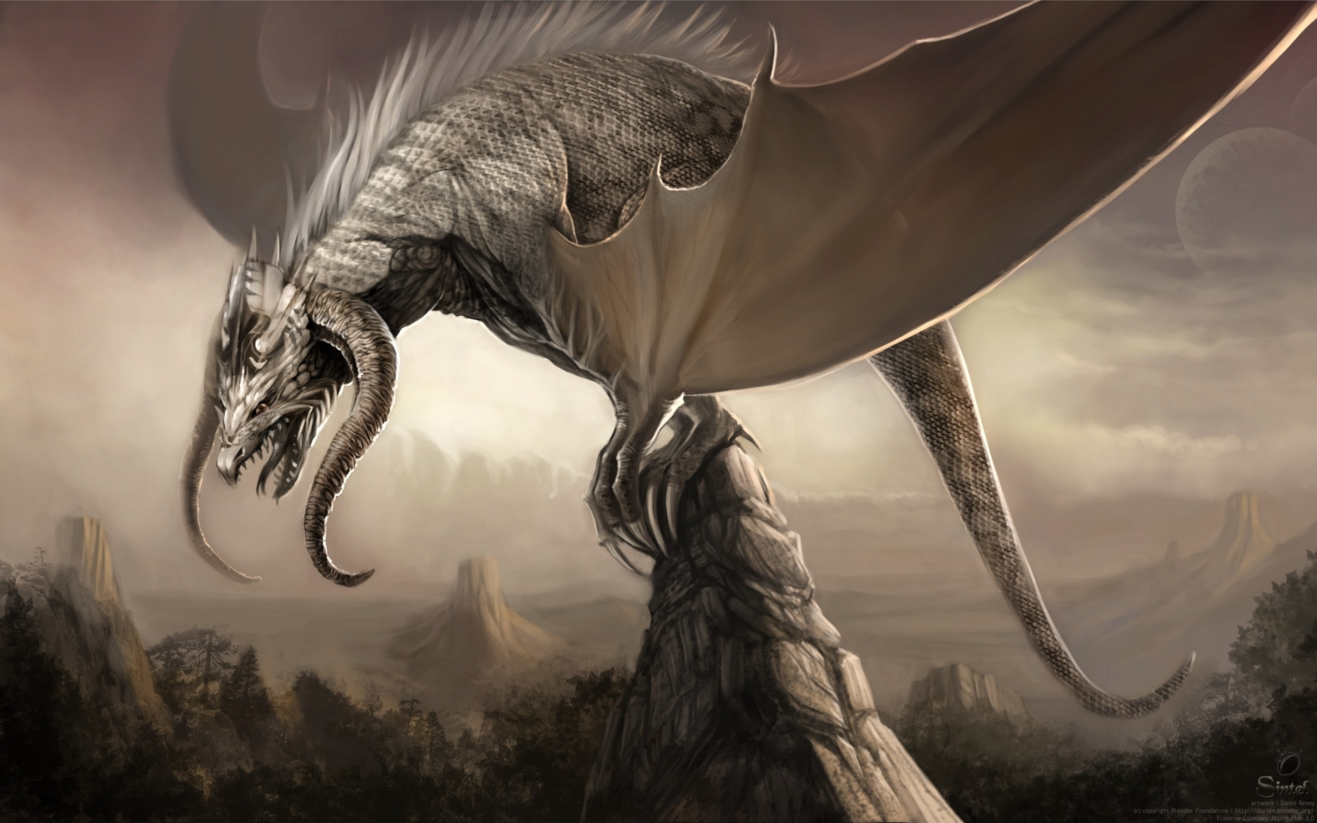 23965 download wallpaper Fantasy, Dragons screensavers and pictures for free