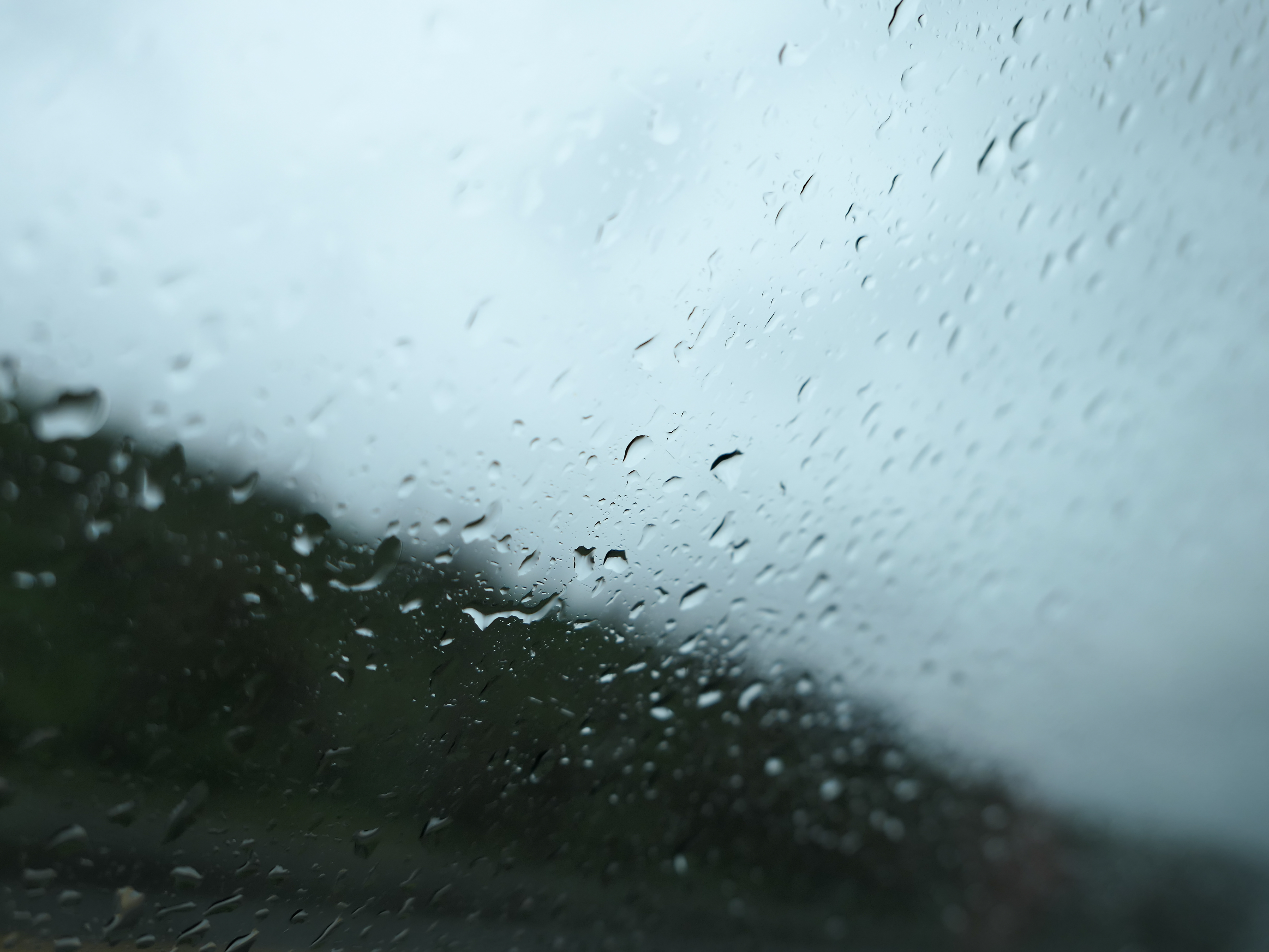 137619 download wallpaper Macro, Drops, Glass, Rain screensavers and pictures for free