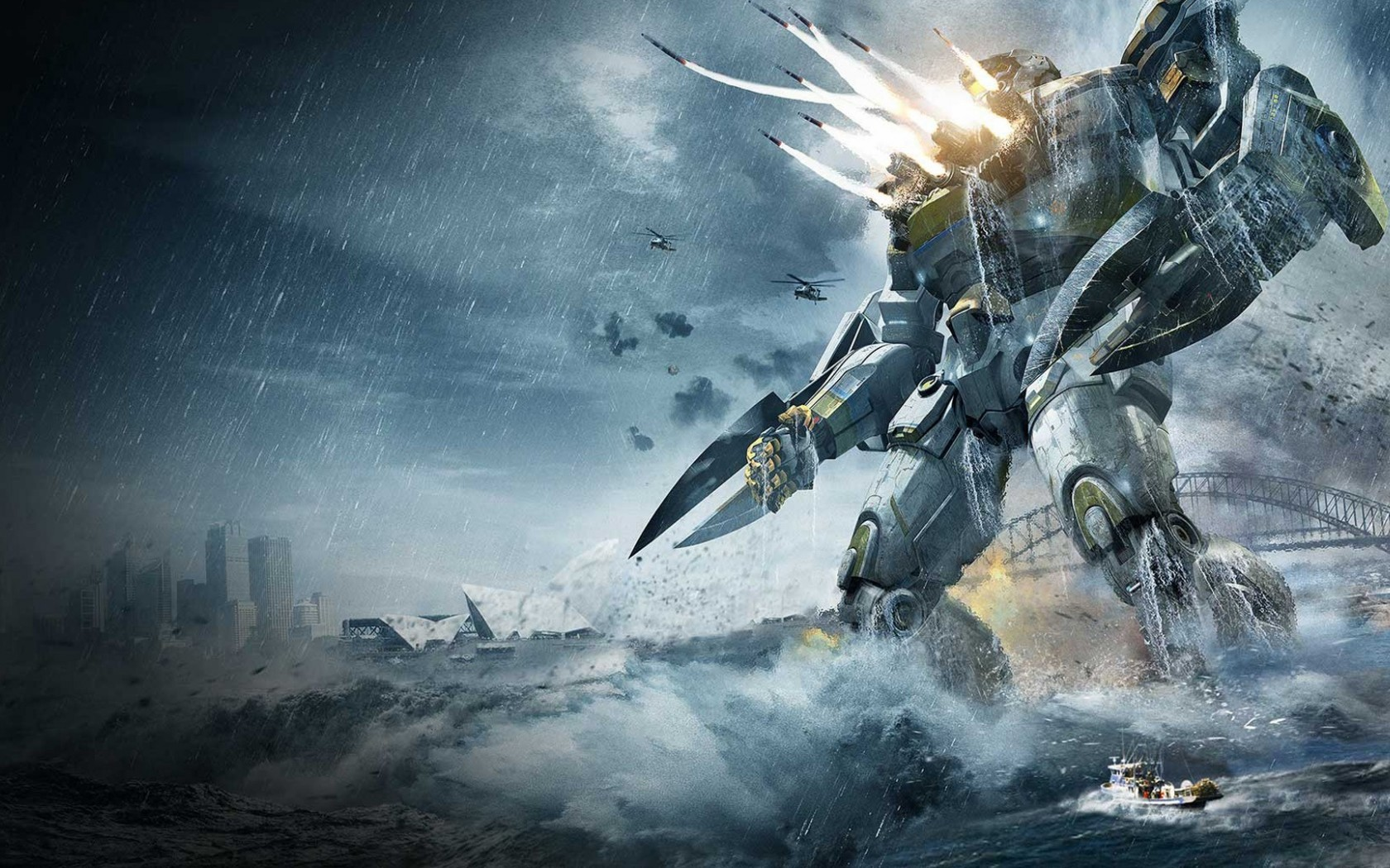 18066 download wallpaper Cinema, Pacific Rim screensavers and pictures for free