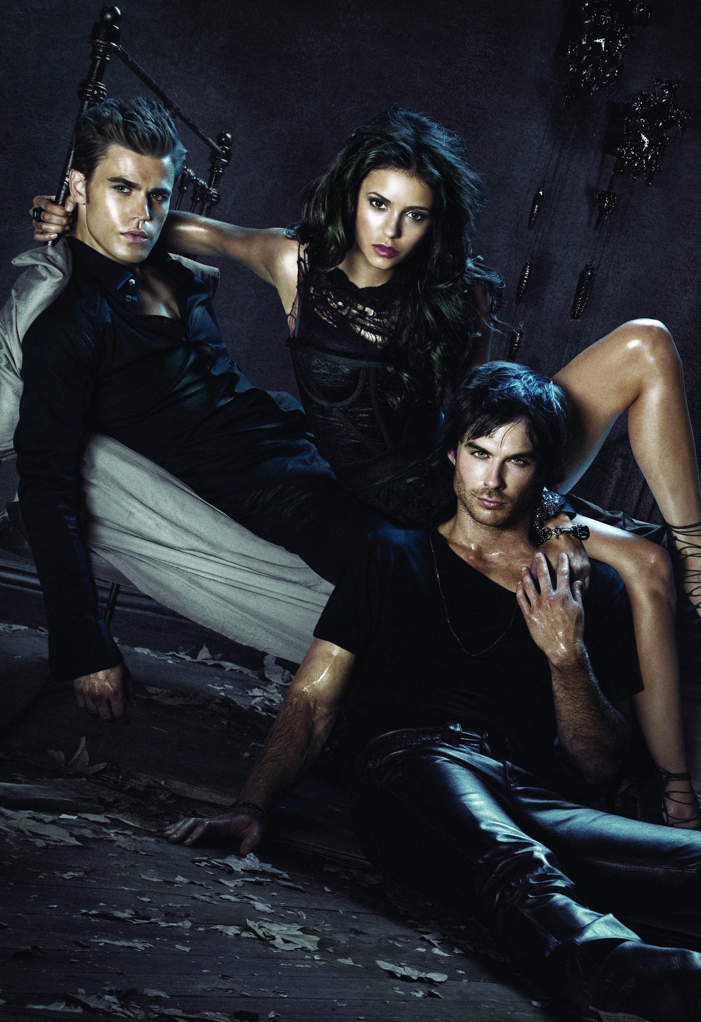 21807 download wallpaper Cinema, People, Actors, Vampire Diaries screensavers and pictures for free