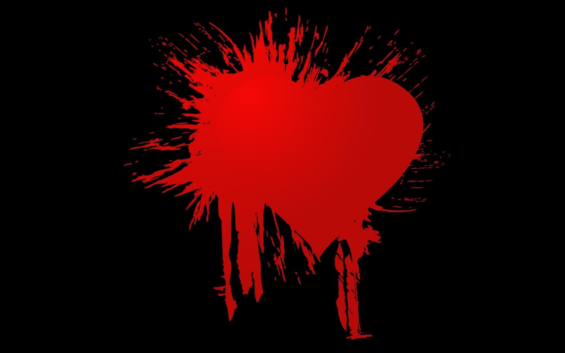 7672 скачать обои Сердца, Любовь, День Святого Валентина (Valentine's Day), Рисунки - заставки и картинки бесплатно