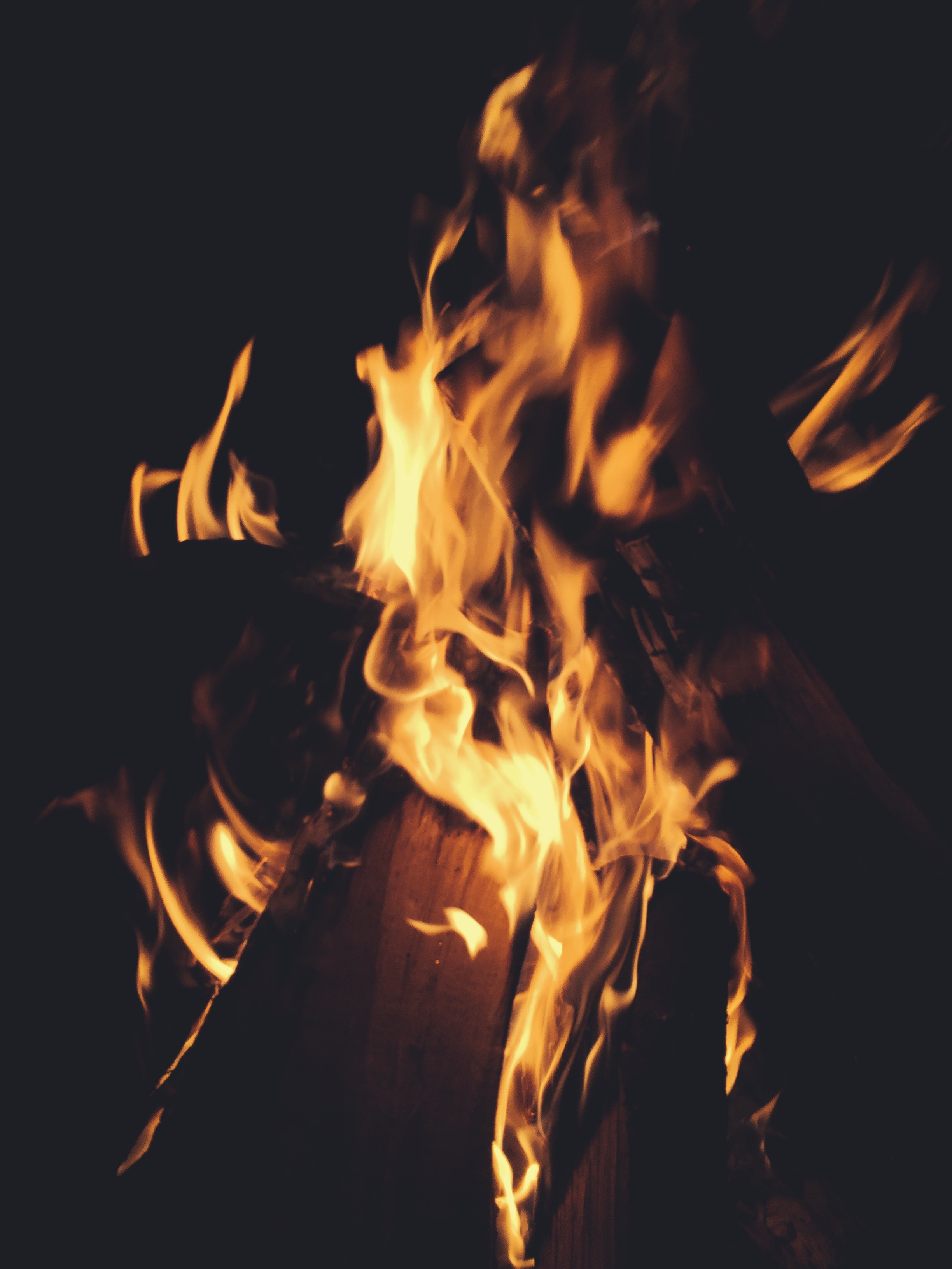 81692 Screensavers and Wallpapers Firewood for phone. Download Fire, Bonfire, Dark, Flame, Firewood pictures for free