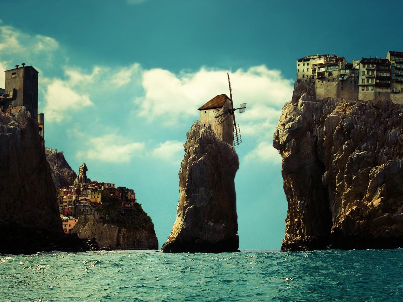29962 скачать обои Пейзаж, Горы, Море - заставки и картинки бесплатно