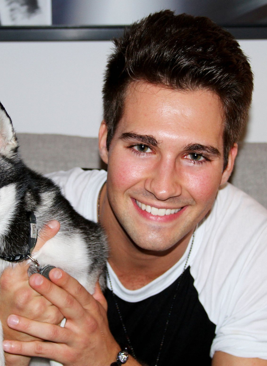 19468 download wallpaper People, Actors, Men, James Maslow screensavers and pictures for free