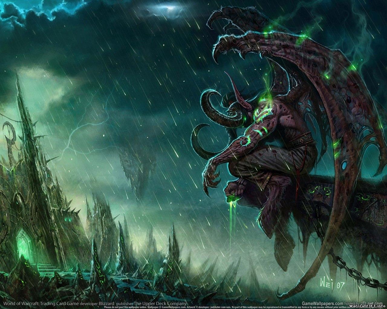 5410 скачать обои Игры, Арт, Мир Варкафт (World Of Warcraft, Wow) - заставки и картинки бесплатно