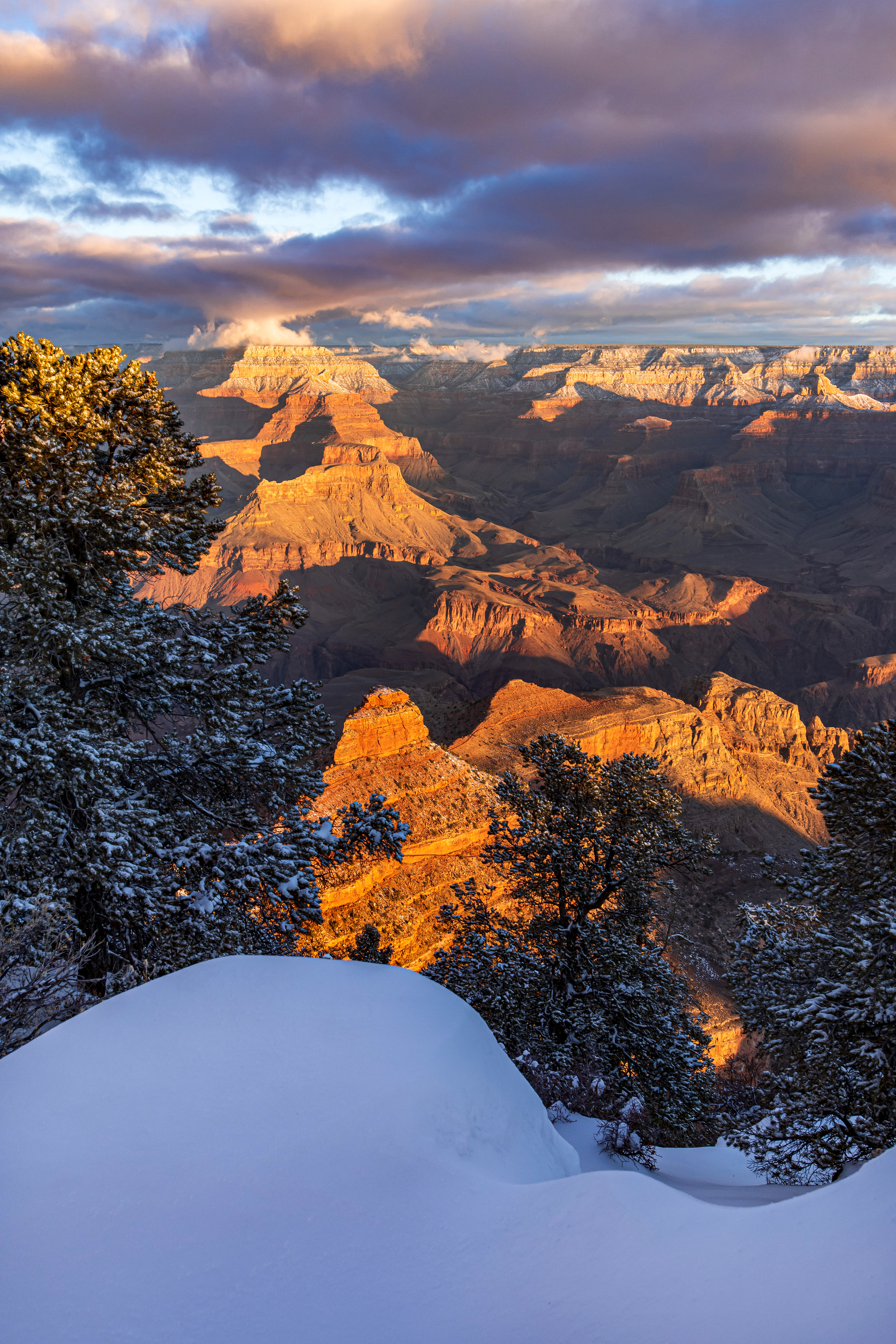97516 download wallpaper Nature, Canyon, View From Above, Mountains, Landscape screensavers and pictures for free