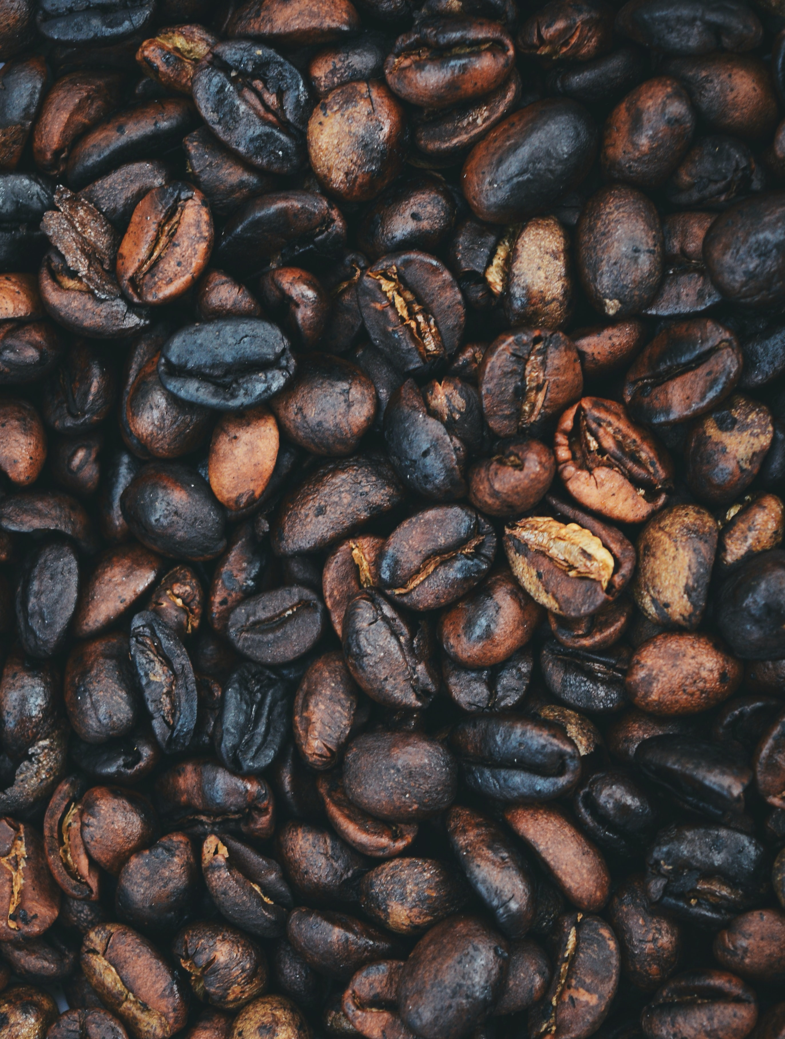 79305 download wallpaper Food, Grains, Grain, Coffee, Coffee Beans, Macro screensavers and pictures for free