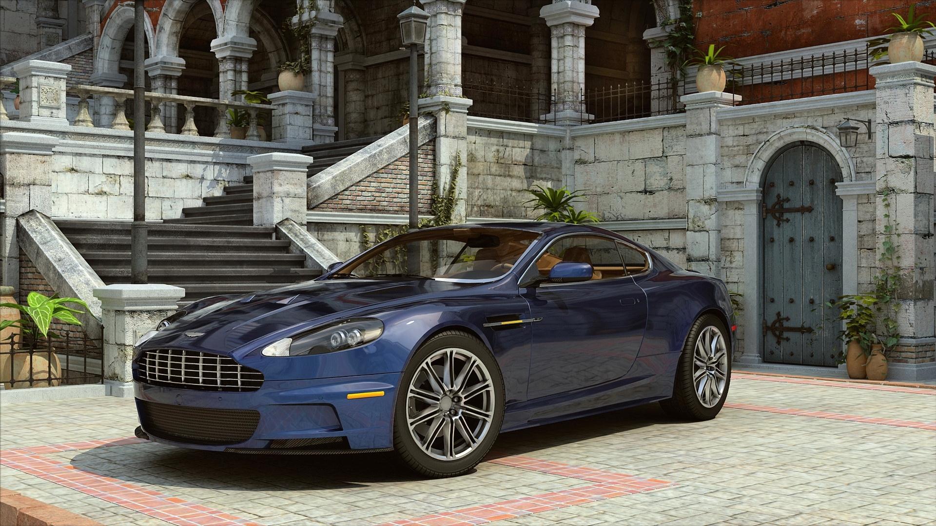 26623 скачать обои Транспорт, Машины, Астон Мартин (Aston Martin) - заставки и картинки бесплатно