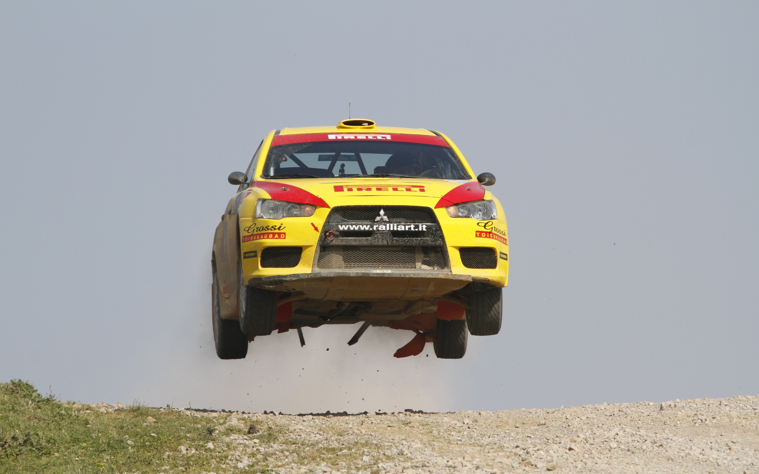 29371 download wallpaper Sports, Transport, Auto, Mitsubishi, Rally screensavers and pictures for free