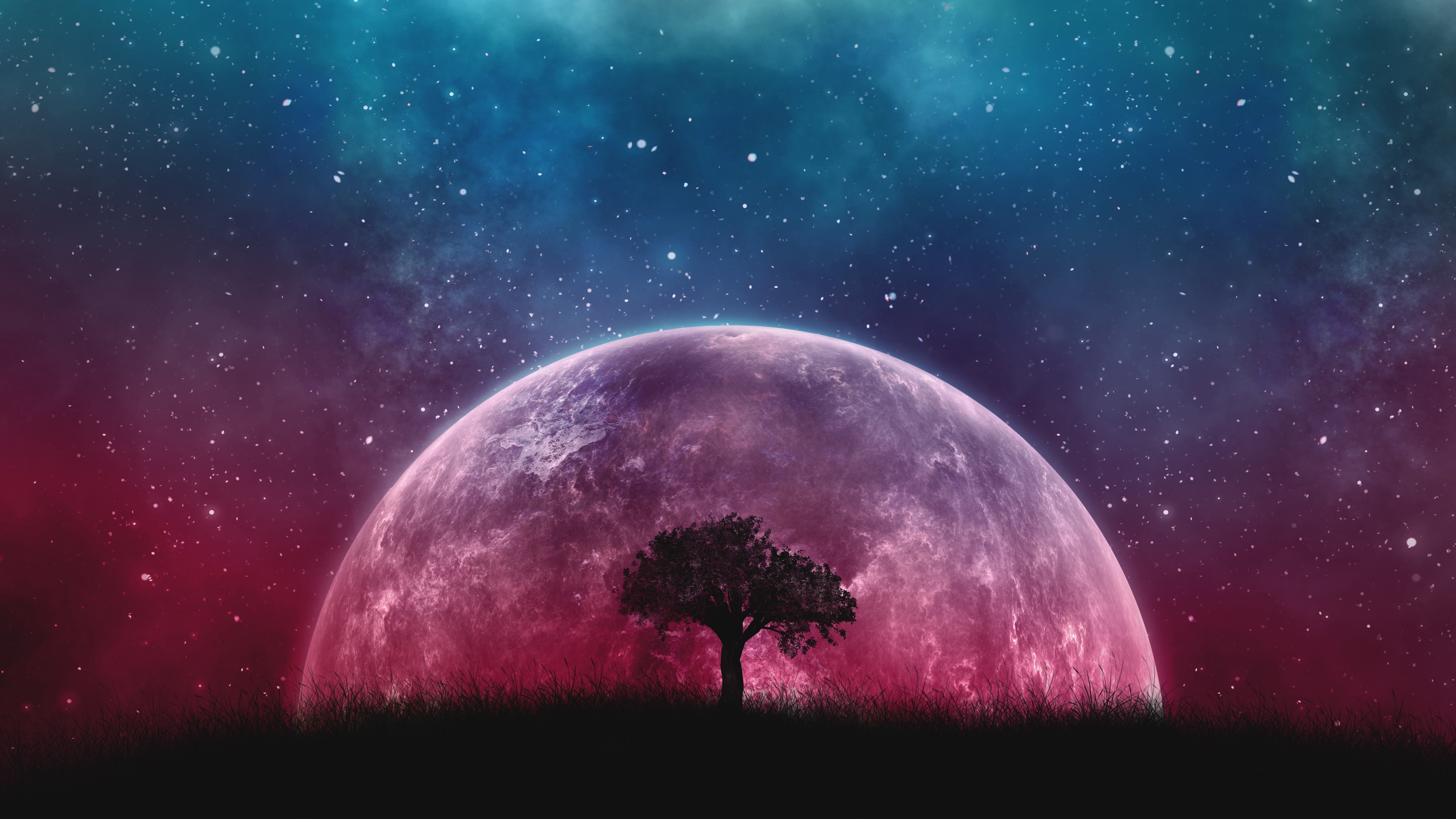 152454 Screensavers and Wallpapers Stars for phone. Download Galaxy, Art, Stars, Vector, Wood, Tree, Planet pictures for free