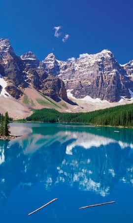 14160 download wallpaper Landscape, Mountains, Lakes screensavers and pictures for free