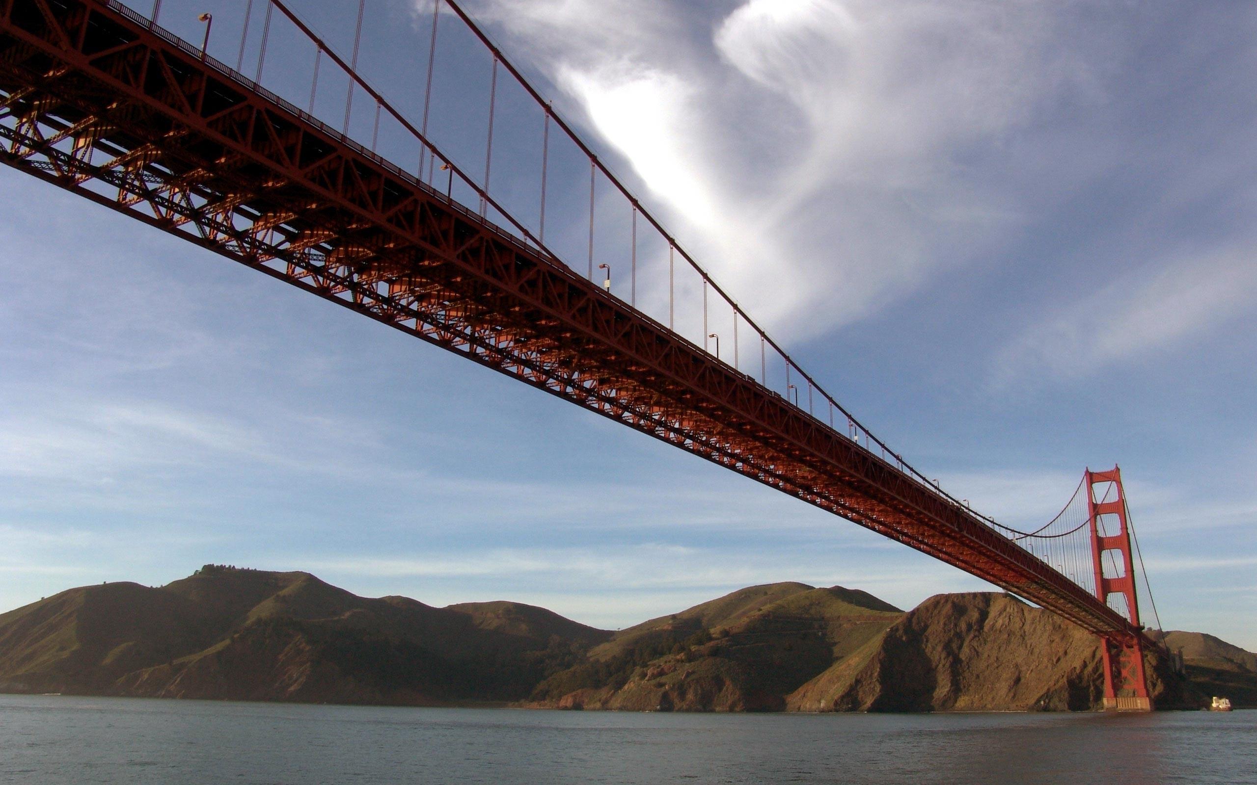 7517 скачать обои Пейзаж, Мосты, Архитектура - заставки и картинки бесплатно