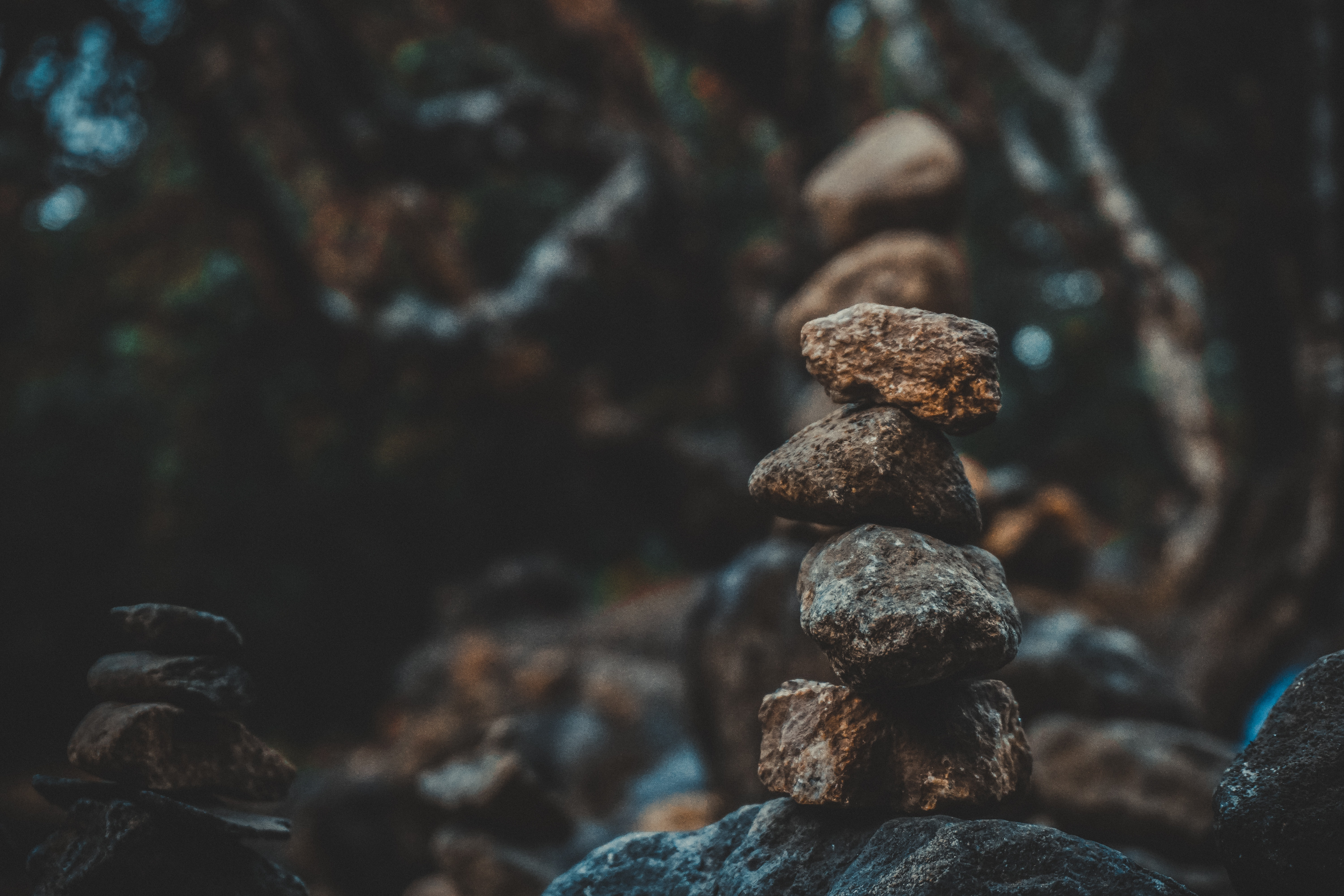 124346 download wallpaper Nature, Stones, Balance, Form, Forms screensavers and pictures for free