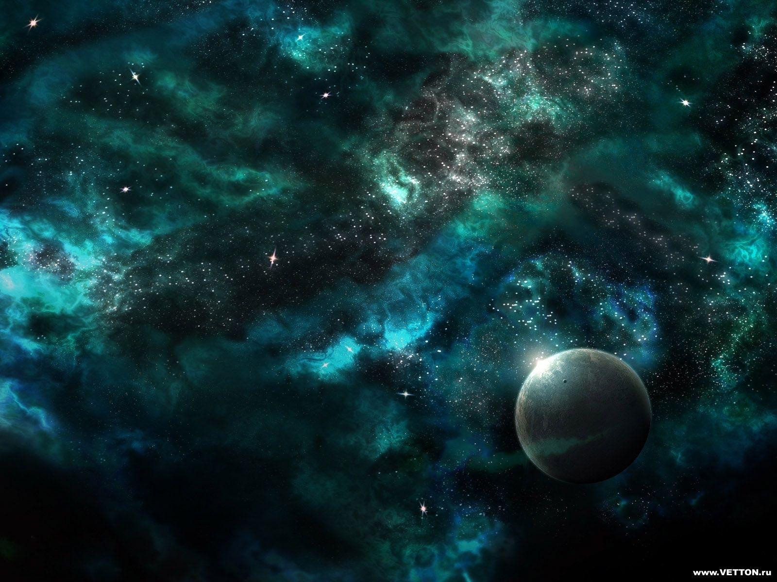 1724 télécharger le fond d'écran Paysage, Fantaisie, Planètes, Univers, Etoiles - économiseurs d'écran et images gratuitement