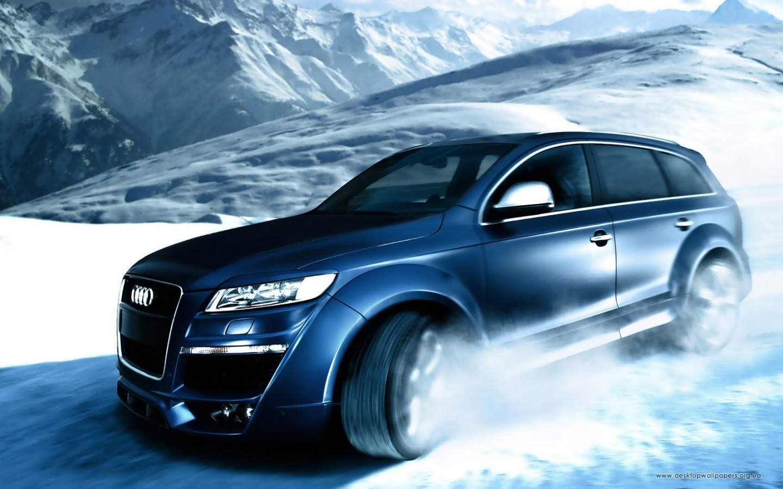 28093 скачать обои Транспорт, Машины, Горы, Ауди (Audi) - заставки и картинки бесплатно