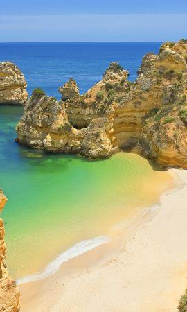 33741 скачать обои Пейзаж, Море, Пляж - заставки и картинки бесплатно