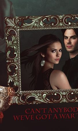 41354 download wallpaper Cinema, Background, Roses, Masks, Vampire Diaries screensavers and pictures for free